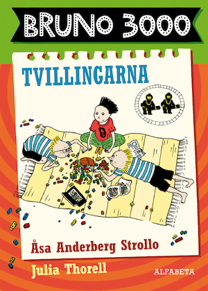 Tvillingarna / Åsa Anderberg Strollo ; illustrationer av Julia Thorell